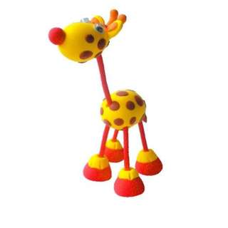 My-Clay Animal Safari Kit Giraffe