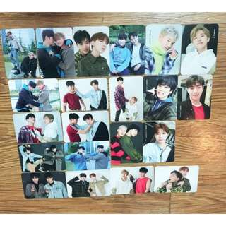 Preorder Monsta X The Code pc Photocard