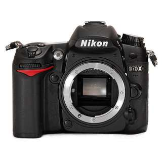 Nikon D7000 DX DSLR - Body Only