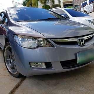 Honda Civic FD 1.8S AT