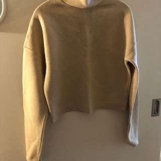 COS Beige sweater