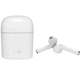 (限定優惠$148) I7S TWS 雙耳真無線藍芽耳機連充電盒 Wireless Bluetooth headphone V4.2 portable Mini headset charger box
