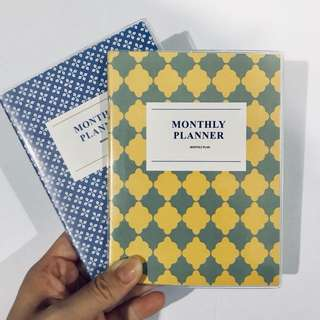 Monthly Planner (Instock)