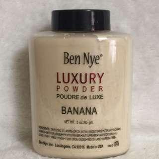 Ben Nye Professional Banana Visage Poudre Luxury Powder 3oz
