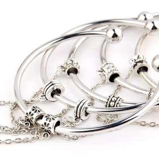 手鏈連接鏈雛菊安全鏈  DIY飾品配件串珠手鏈材料 $3/1 $6/2
