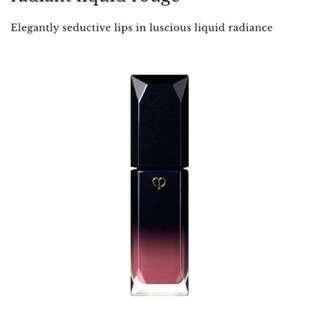 Cle De Peau Beaute Radiant Liquid Rouge Lipstick (cdp)