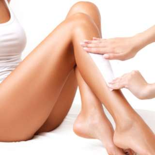 Waxing provided by Ex-STRIP Beauticians!
