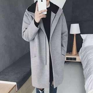 韓版時尚中長款外套