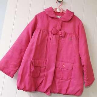 梵倫鐵諾專櫃.女童厚外套