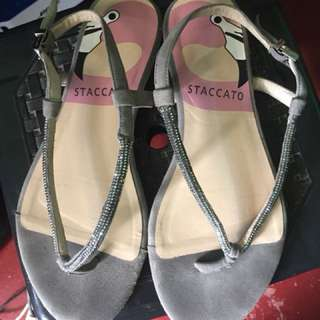 stacato sandals( repriced)