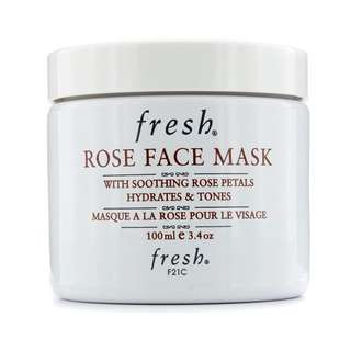 💄Authentic Fresh Rose Face Mask