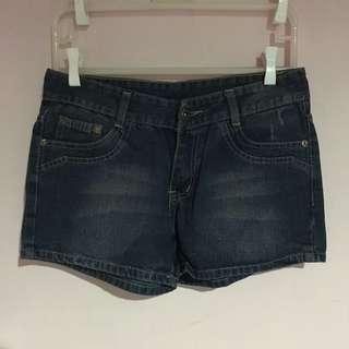 Maong Shorts (2)