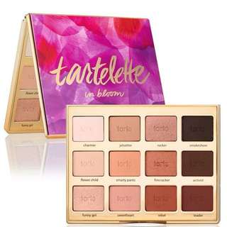 💋Authentic Tartelette In Bloom Palette