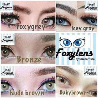 FoxyLens