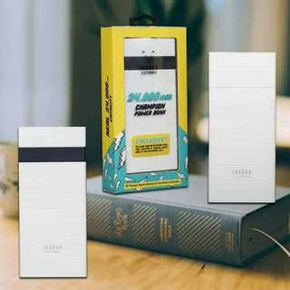 Jaguar 24,000 MAH Powerbank (With 4 months warranty) We have physical shop Order now !