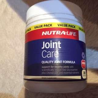 新西蘭Neutra life 葡萄糖胺軟骨素200粒裝 Glucosamine & Chondroitin Supplement