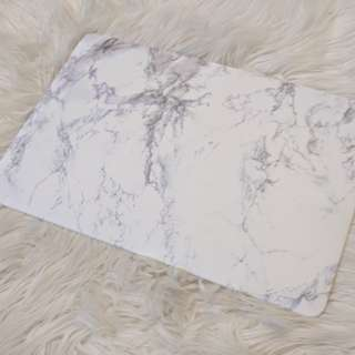 Brand new Marble laptop hard cover A3