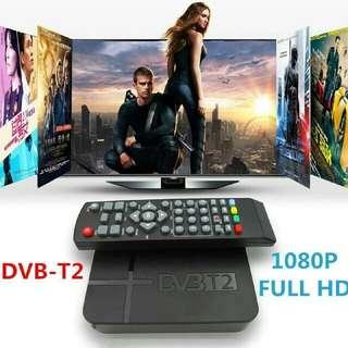 Digital tv converter