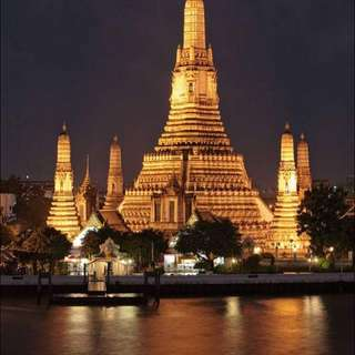 "Wat Arun (黎明寺)  鬼王尊者之(亿万富翁版) - 篇號:14  Beautiful  Samrid Taowesuwan ""Billionaire Version"". Serial No. 14  Pm for price and availability."
