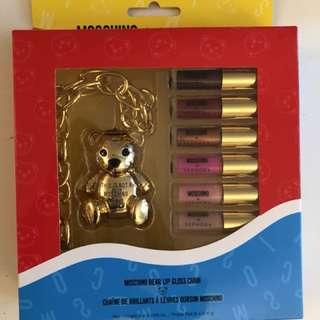 Moschino + Sephora Bear Lip Gloss Chain