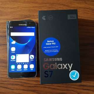 UNLOCKED Samsung Galaxy S7