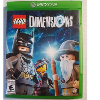 LEGO Dimensions + level and fun packs
