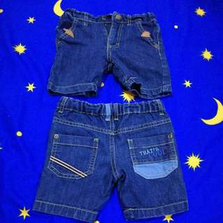 Fifty short jeans 1 Year