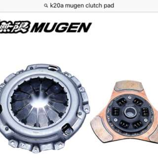 Mugen K20a Clutch Set