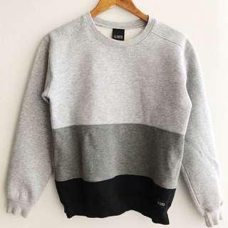 La Notte Colour Block Sweatshirt