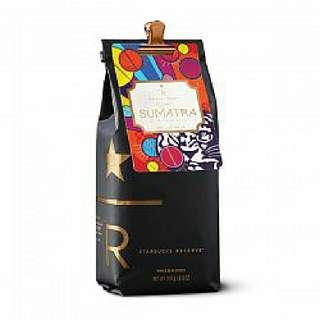 星巴克 STARBUCKS 陳年蘇門答臘咖啡豆
