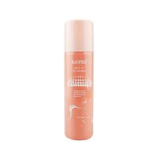 全新 KAFEN卡氛乾洗髮150ml-香檳玫瑰 送 保濕噴霧