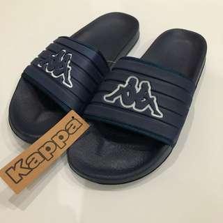 Kappa Slide (Navy Blue)