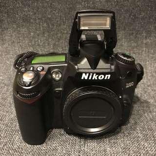 Nikon D90 單機身無盒有配件