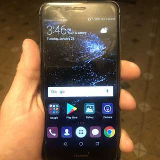 Used and working huawei p10 lite