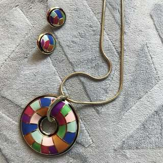 Funky Jewelry Set