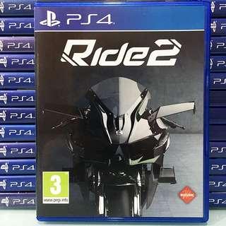 [PS4] Ride 2