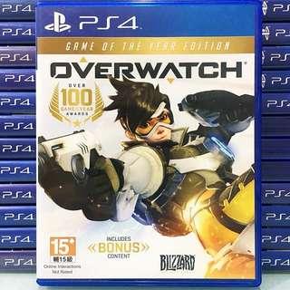 [PS4] Overwatch: GOTY