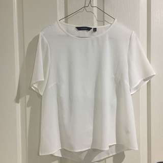 Glassons Open Back Top