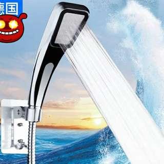 德國浴室熱水器手持節水洗澡淋浴蓮蓬套裝 HK$168
