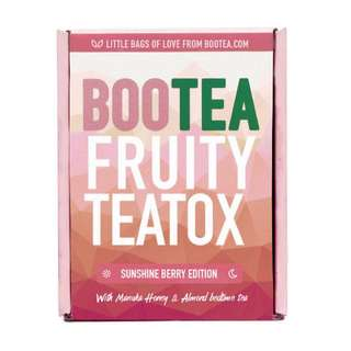 Bootea 限量版 Fruity Teatox - Sunshine Berry (Pre-order)