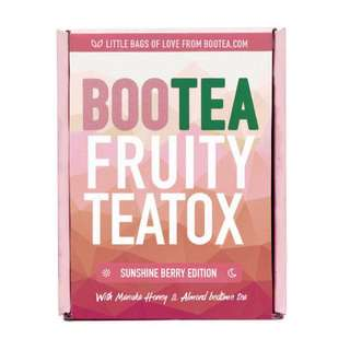 Bootea 限量版 Fruity Teatox - Sunshine Berry (Pre-order)