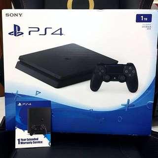 PS4 Slim 1TB (BNIB)