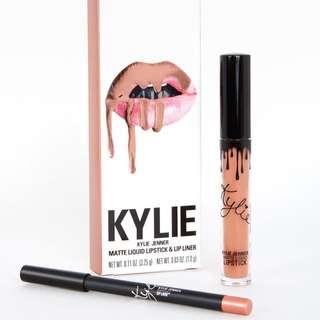 Kylie Lip Kit- Exposed
