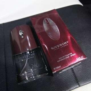 Parfume Givenchy Pour hOmme 100mL (segel)
