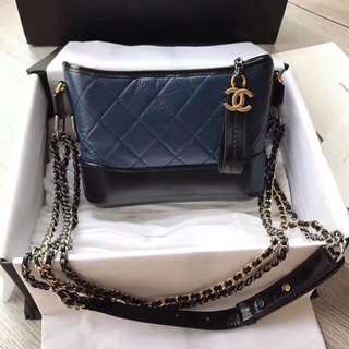 現貨Chanel Gabrielle hobo bag Small size流浪包😍
