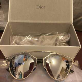 dior sunglasses brand new full packages
