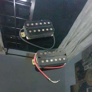 Epiphone SG Special Pickups