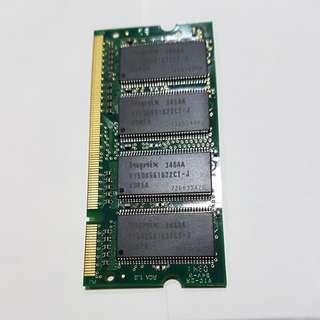 RAM / Kingston KTT3311 Hynix 346AA 256MB DDR333