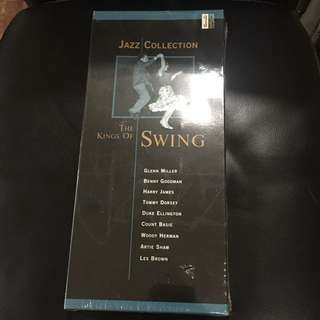 Jazz collection The King of Swing  3 CD set