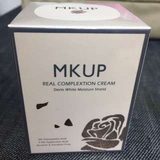 MKUP Real Complexion Cream - 30ml